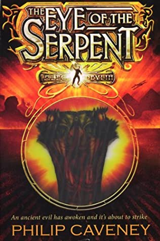 book cover of The Eye of the Serpent