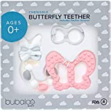 Teething Pain Relief BPA Free Silicone Toy and...