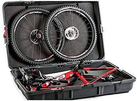 ASUD Foldon Case - Maleta Porta Bicicletas, Bolsa de Transporte para Bicicleta Plegable: Amazon.es: Deportes y aire libre
