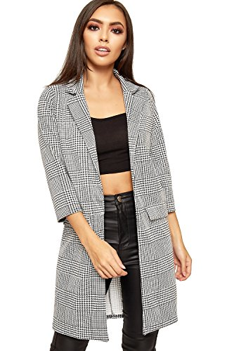 Checkered Duster - 2