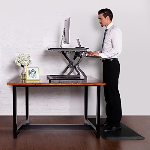 FlexiSpot Workstation Standing Anti fatigue Mat Black product image