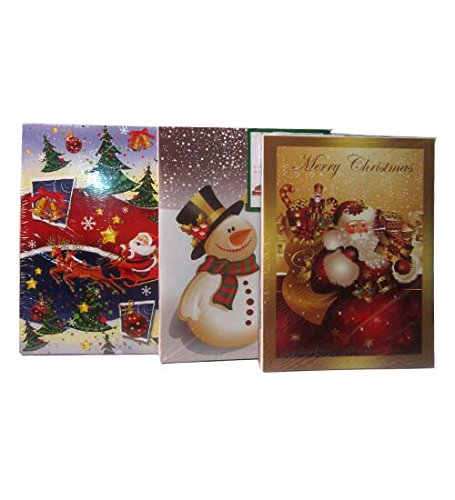 Xmas Gift Box Asst 4PK (S), Case of 48 Asst Gift Box