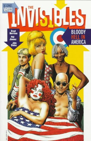 The Invisibles Vol. 4: Bloody Hell in America by Brand: Vertigo