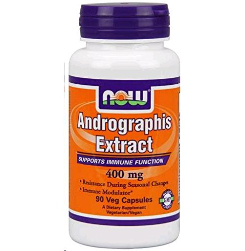 Andrographis Extract 400 VegiCaps Pack product image
