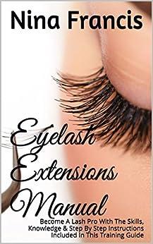 free eyelash extension training manual