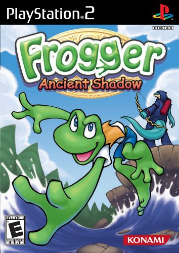 Frogger Ancient Shadow - PlayStation 2