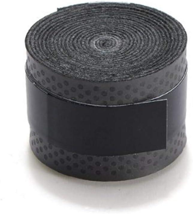 Envuelve con cinta adhesiva y bandas de surgrip para raqueta de ...