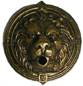 Pentair 5821005 WallSpring Copper Renaissance Lion Decorative Accent