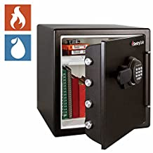 SentrySafe SFW123FTC 1.2 cu.ft. Electronic Fire-Safe