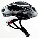 Cheap RALEIGH DISCOVERY Carbon Road Bike MTB Helmet Sm/Med 56/58cm Black CPSC