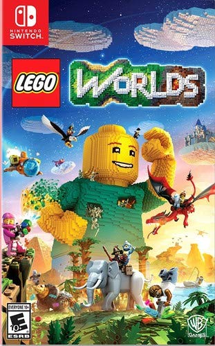 - LEGO Worlds - Nintendo Switch