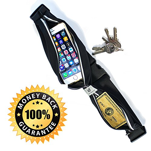 Running Belt – iPhone X 6 7 8 Plus Pouch for Runners - Best - Import It All