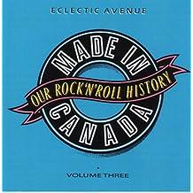 "Made In Canada Volume Three: ""Electric Avenue"""