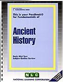 Ancient History, Jack Rudman, 0837374030