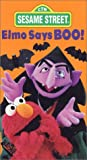 Sesame Street - Elmo Says BOO! [VHS] [Import]