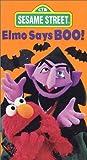 Sesame Street - Elmo Says Boo [VHS]