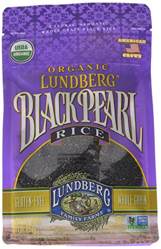 Lundberg Family Farms Black Pearl Rice, 16 Ounce