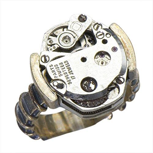 Sterling Silver 17 Jewel - 4