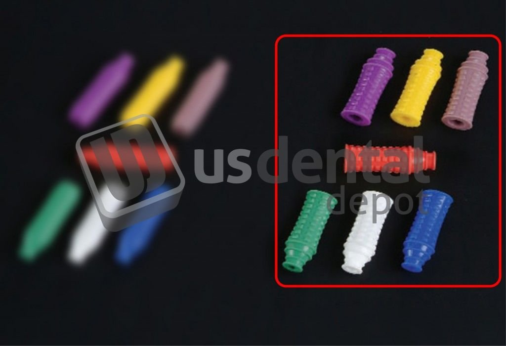 PLASDENT - Assorted Instrument Grips - # 202IGS-A - (24Pcs/Bag) 001-202IGS-A DENMED Wholesale