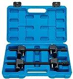 8MILELAKE Macpherson Strut Spring Compressor (Blue)