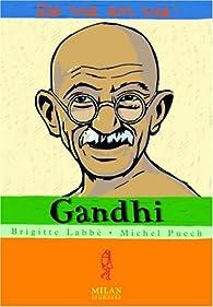 Gandhi par Brigitte Labbé