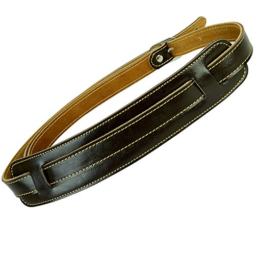 guitar-strap-guitar-acessories-real-leather-with-a-shoulder-pad-strap-for-bass-guitar-adjustable-len