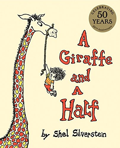 A Giraffe and a Half cover