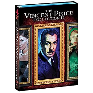 The Vincent Price Collection II [House on Haunted Hill, The Return of the Fly, The Comedy of Terrors, The Raven, The Last Man on Earth, Tomb of Ligeia & Dr. Phibes Rises Again) [Blu-ray] (2014)