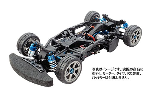 Electric Full Chassis Kit (TAMIYA 1/10 Electric RC Car Series No.636 TA07 PRO chassis kit 58636)