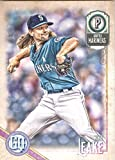 2018 Topps Gypsy Queen #107 Mike Leake Seattle Mariners Baseball Card - GOTBASEBALLCARDS