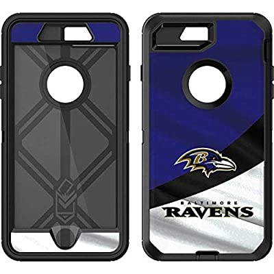 Baltimore Ravens OtterBox Defender iPhone 7 Plus Skin - Baltimore Ravens | NFL X Skinit Skin