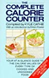 The Complete Calorie Counter