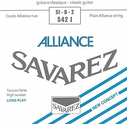 Savarez Cuerdas para guitarra clásica Corum Alliance – H2: Amazon ...