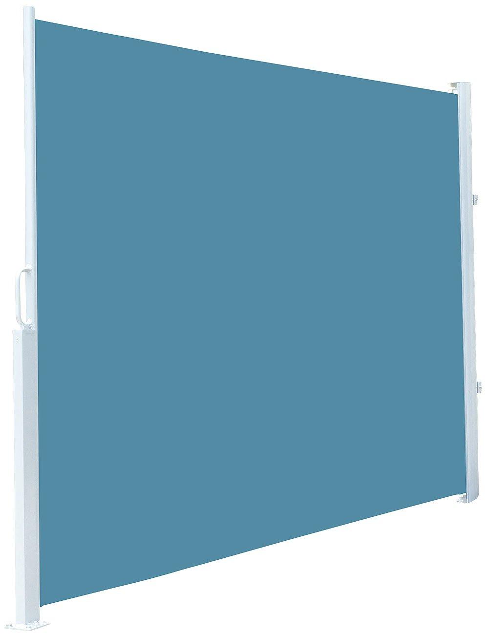 Amazon Royal Gardineer Balkon Sichtschutz Seitenmarkise 180 x