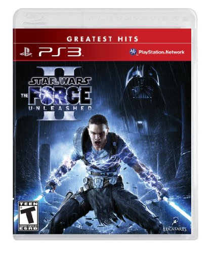 2011 Playstation 2 Game - Star Wars: The Force Unleashed II - Playstation 3