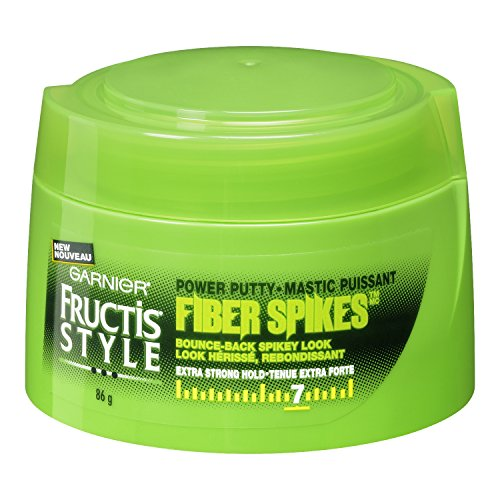 Garnier Fructis Style Fiber Spikes Power Putty, 3 Ounce