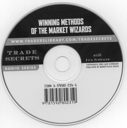 "Price comparison product image Audioseminar CD ""Winning Methods of the Market Wizards"" with Jack Schwager"