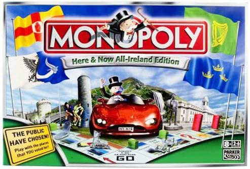 Monopoly Here and Now All-Ireland Edition: Amazon.es: Electrónica
