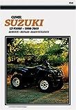 Suzuki Lt-F500f, 1998-2000, Clymer Publications Staff, 0892877715