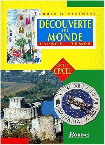 Lire Découverte du monde, CP, CE1: cycle 2 epub pdf