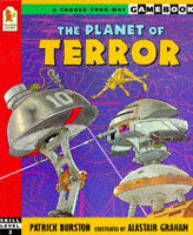 The Planet of Terror (Walker Gamebooks Skill Level 2)
