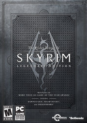 The Elder Scrolls V  Skyrim Legendary Edition   Pc