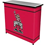 NCAA Ohio State University Two Shelf Portable Bar with Case