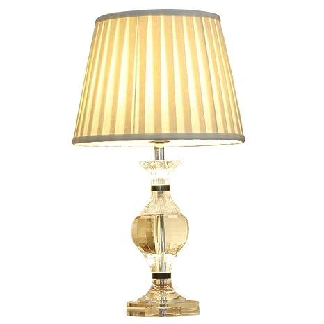 C-J-Xin Lámpara de Mesa de la Sala de Estar, lámpara de Mesa ...
