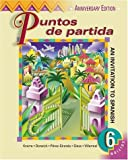 Puntos de Partida : An Invitation to Spanish, Knorre, Marty, 0075616866