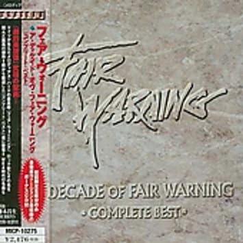 fair warning decade of fair warning complete best amazon com music