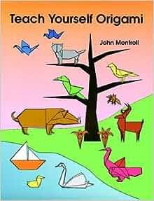 teach yourself origami john montroll 9780486401416