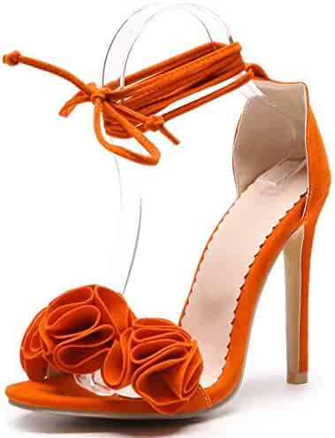61be969337fae Shopping 15.5 - Orange - Shoes - Women - Clothing, Shoes & Jewelry ...