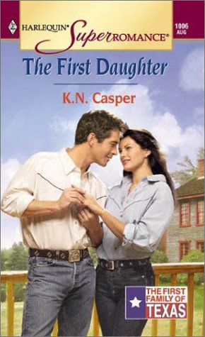 book cover of The First Daughter