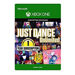 Just Dance Unlimited: 1 Year Subscription - Xbox One Digital Code
